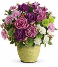 Spring Speckle Bouquet