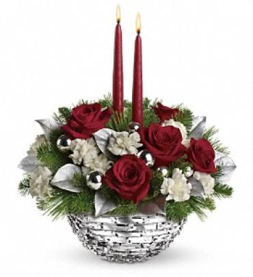 Sparkle of Christmas Centerpiece